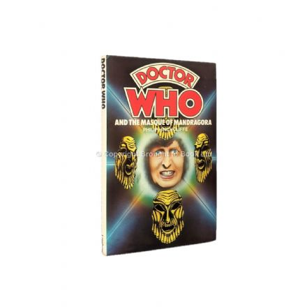Doctor Who and the Masque of Mandragora Hardback First Edition Longbow W.H. Allen 1978